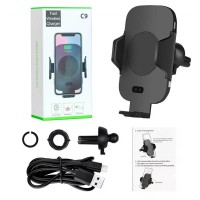 Incarcator Wireless Rapid Charger auto/suport
