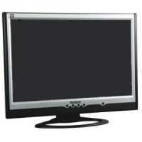 "Monitor LCD Horizon 17"",Argintiu/Negru 7004L"